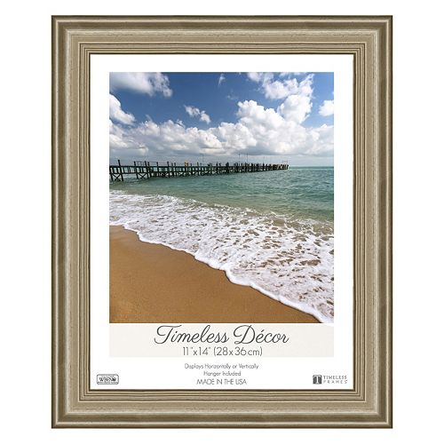 Timeless Frames Silver Finish 11