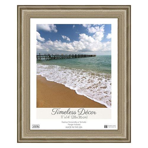 "Timeless Frames Silver Finish 11"" x 14"" Frame"