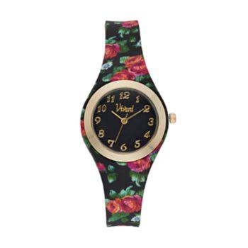 Vivani Women's Floral Watch