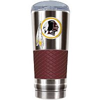 Washington Redskins 24-Ounce Draft Stainless Steel Tumbler