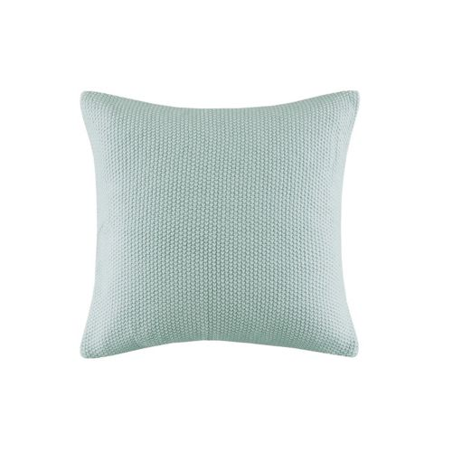 INK+IVY Bree Knit Throw Pillow