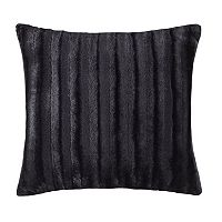 Madison Park York Faux Fur Throw Pillow