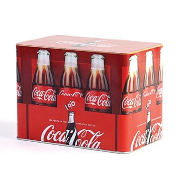 Publications International, Ltd. Coca-ColaRecipe Tin