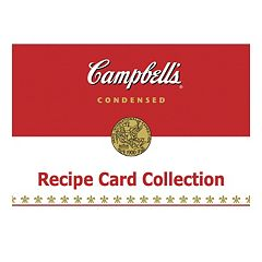 Publications International, Ltd.  Campbell's Recipe Card Collection Tin