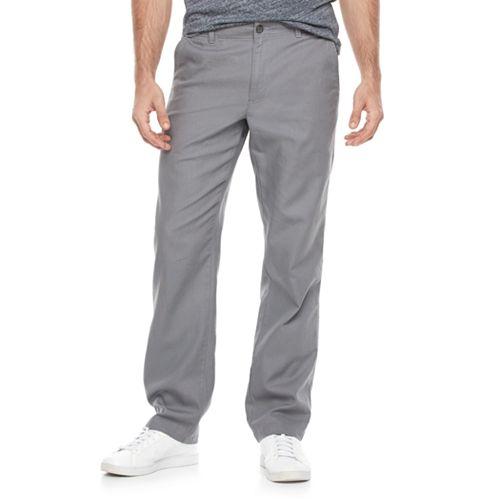 f90377b42a51e4 Men's Marc Anthony Slim-Fit Linen-Blend Pants