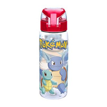 Pokémon 25-oz. Squirtle, Wartortle & Blastoise Water Bottle by Zak Designs