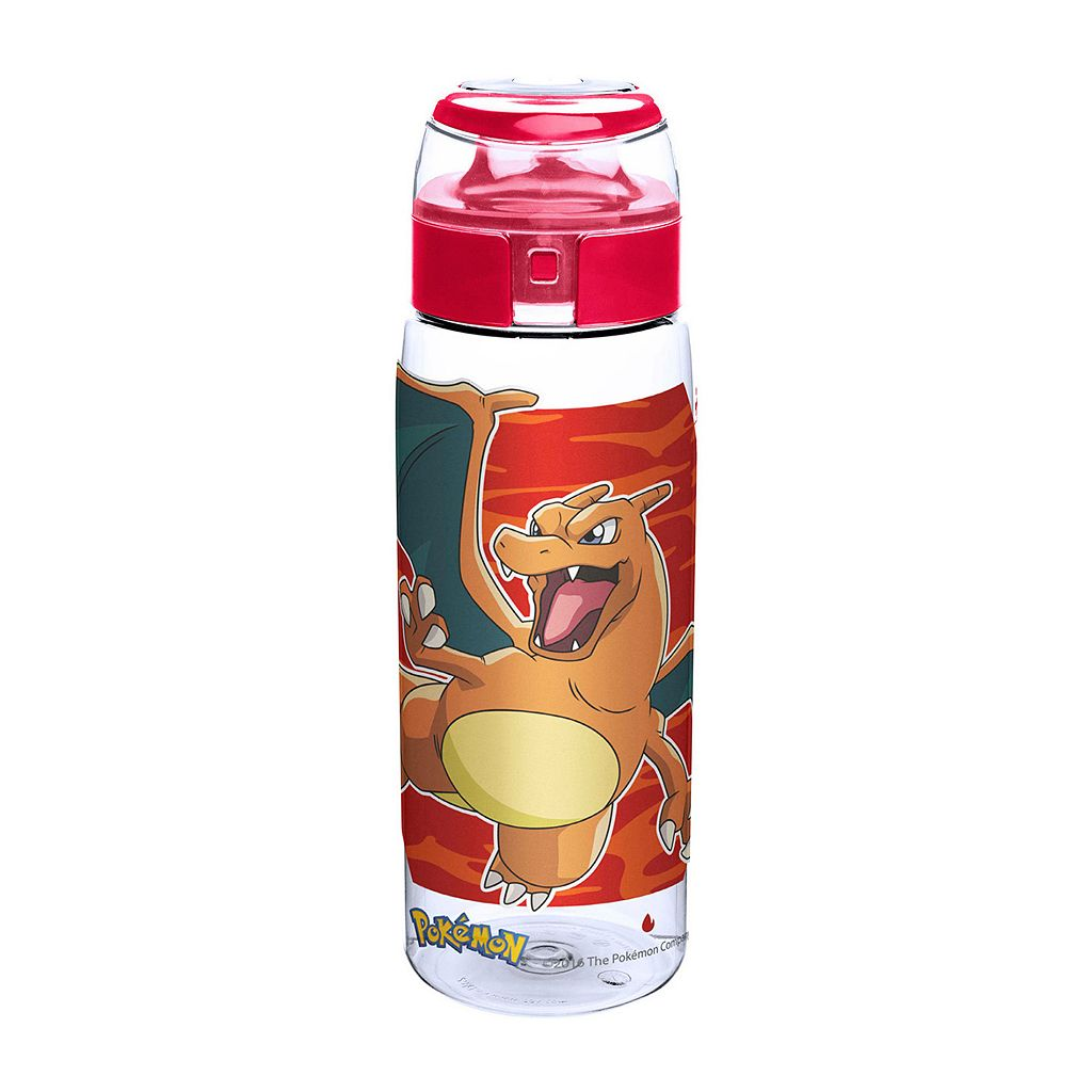 Pokémon 25-oz. Charmander, Chermeleon & Charizard Water Bottle by Zak Designs