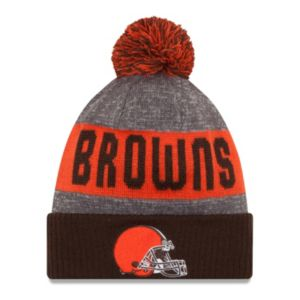 Adult New Era Cleveland Browns Official Sport Knit Beanie