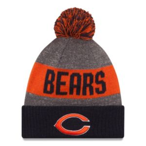 Adult New Era Chicago Bears Official Sport Knit Beanie