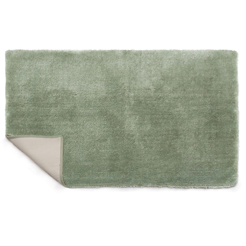 Green Bath Rug Home Decor