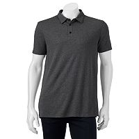 Big & Tall Apt. 9® Solid Modern-Fit Polo