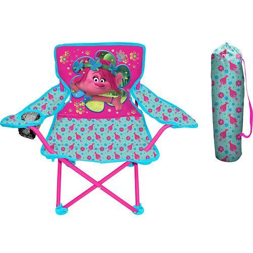 Dreamworks Trolls Poppy Fold N Go Chair