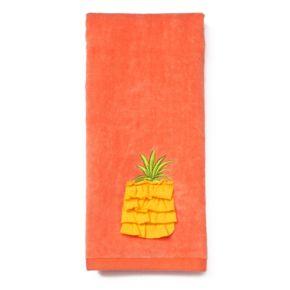 Pineapple Hand Towel