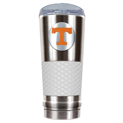 Tennessee Volunteers 24-Ounce Draft Stainless Steel Tumbler