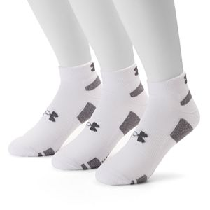 033793be0 Men's Under Armour 6-pack Charged Cotton 2.0 Performance Quarter Socks