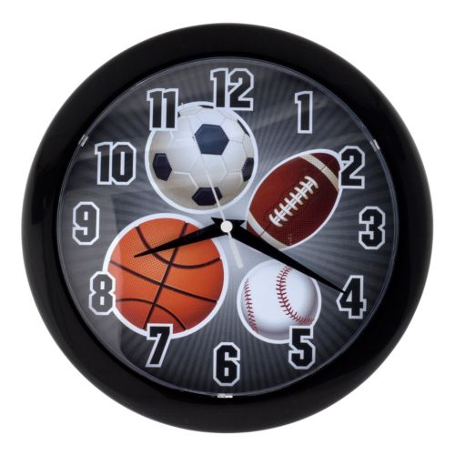 Sports Lover Wall Clock