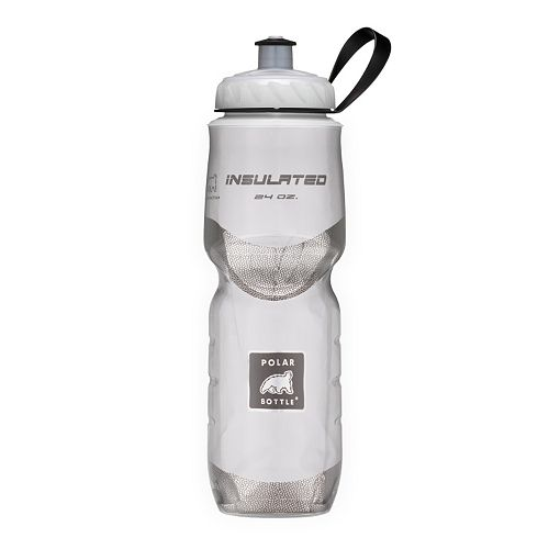Polar Bottle Sport 24-oz. White Polar Sport Bottle