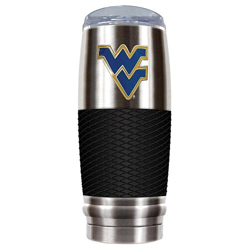 West Virginia Mountaineers 30-Ounce Reserve Stainless Steel Tumbler