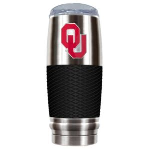 Oklahoma Sooners 30-Ounce Reserve Stainless Steel Tumbler