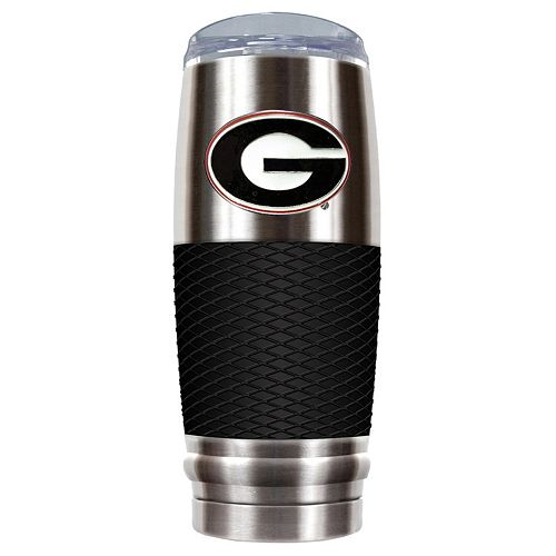 Georgia Bulldogs 30-Ounce Reserve Stainless Steel Tumbler