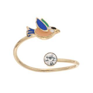 LC Lauren Conrad Bird Open Ring