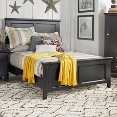 HomeVance Augustine Paneled Bed