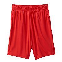Boys 8-20 Tek Gear® Laser-Cut Basketball Shorts