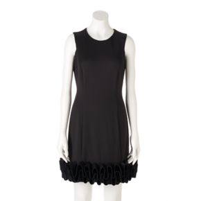 Women's M by Maia Ruffle Sheath Dress