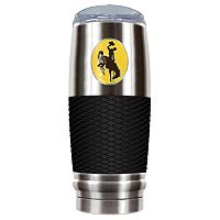Wyoming Cowboys 30-Ounce Reserve Stainless Steel Tumbler