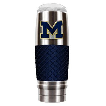 Michigan Wolverines 30-Ounce Reserve Stainless Steel Tumbler