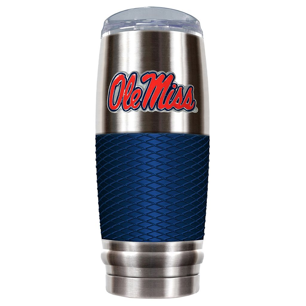 Ole Miss Rebels 30-Ounce Reserve Stainless Steel Tumbler