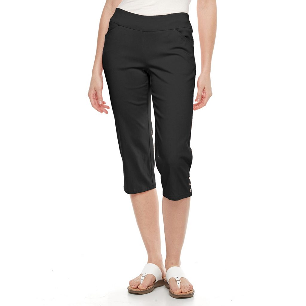 Women's Napa Valley Pull On Capris