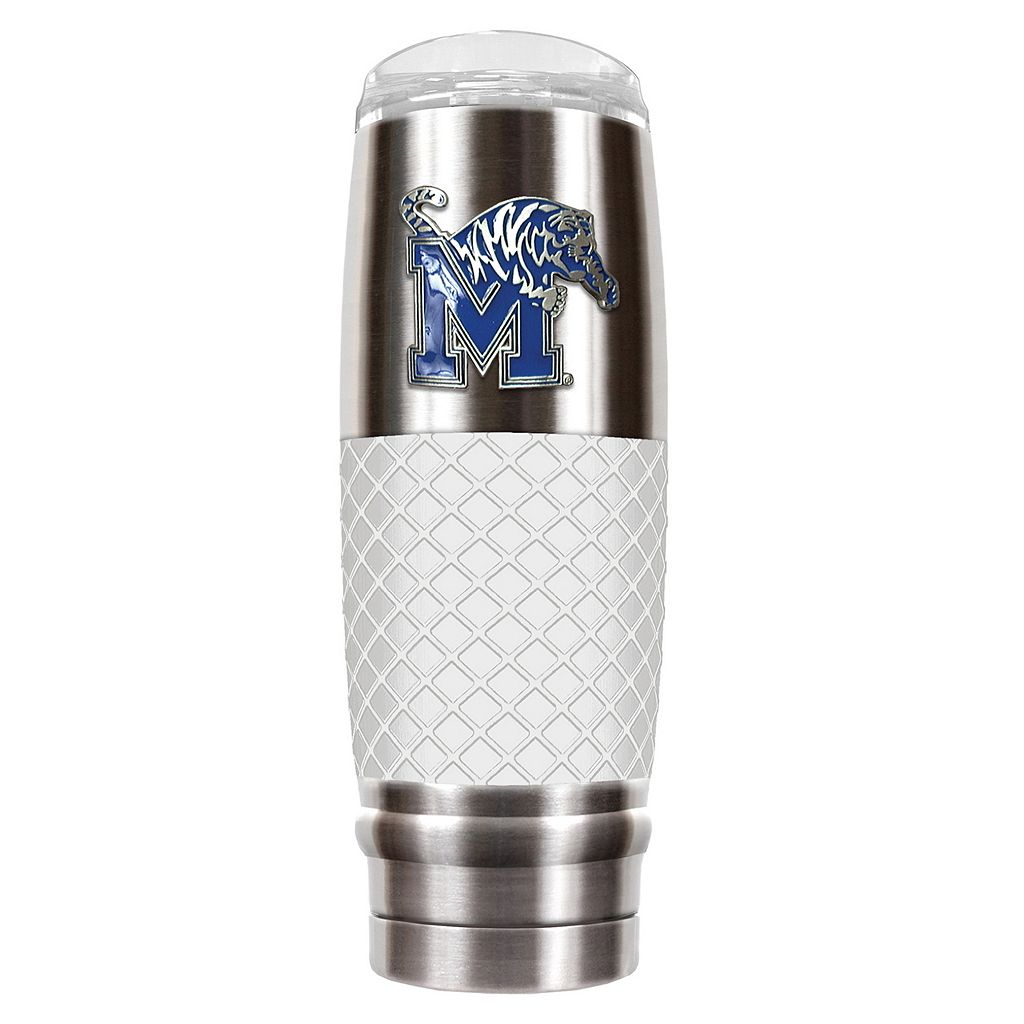 Memphis Tigers 30-Ounce Reserve Stainless Steel Tumbler