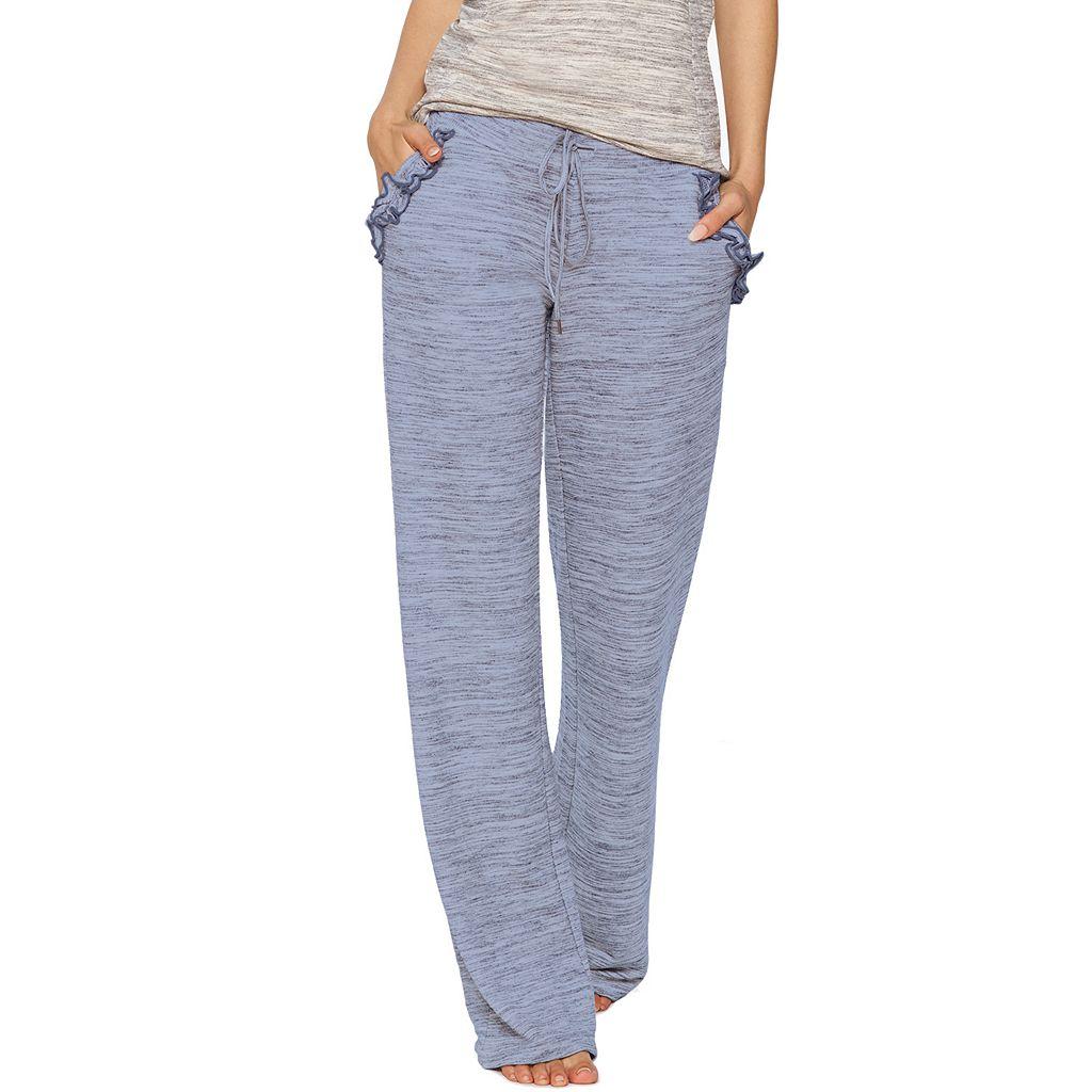 Women's Jezebel Ruffle Trim Lounge Pants