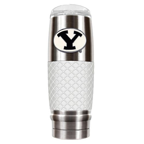 BYU Cougars 30-Ounce Reserve Stainless Steel Tumbler