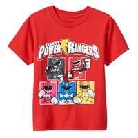 Toddler Boy Saban's Power Rangers Graphic Tee