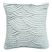 LC Lauren Conrad Scallop Throw Pillow