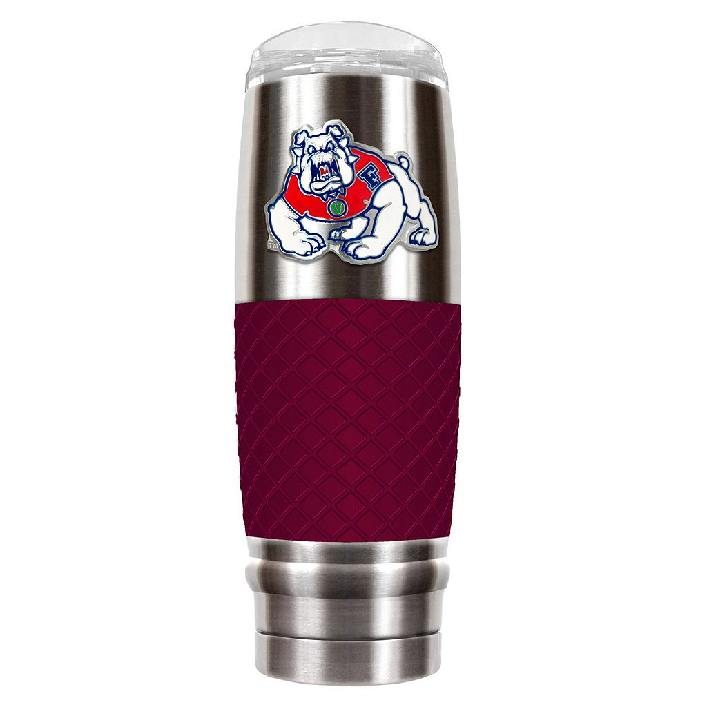 Fresno State Bulldogs 30-Ounce Reserve Stainless Steel Tumbler