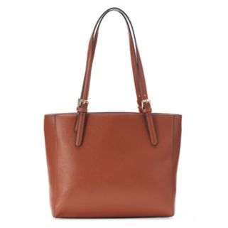 Deluxity 2-in-1 Charlotte Tote with Wallet