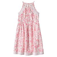 Girls 4-8 SONOMA Goods for Life™ Floral Sleeveless Dress