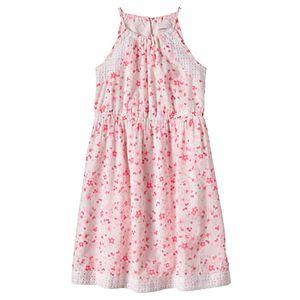 Girls 4-8 SONOMA Goods for Life™ Floral Sleeveless Dress