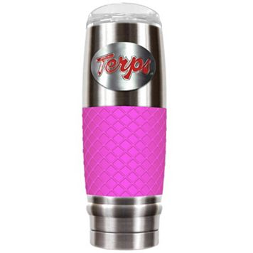 Maryland Terrapins 30-Ounce Reserve Stainless Steel Tumbler