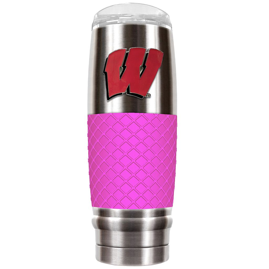 Wisconsin Badgers 30-Ounce Reserve Stainless Steel Tumbler
