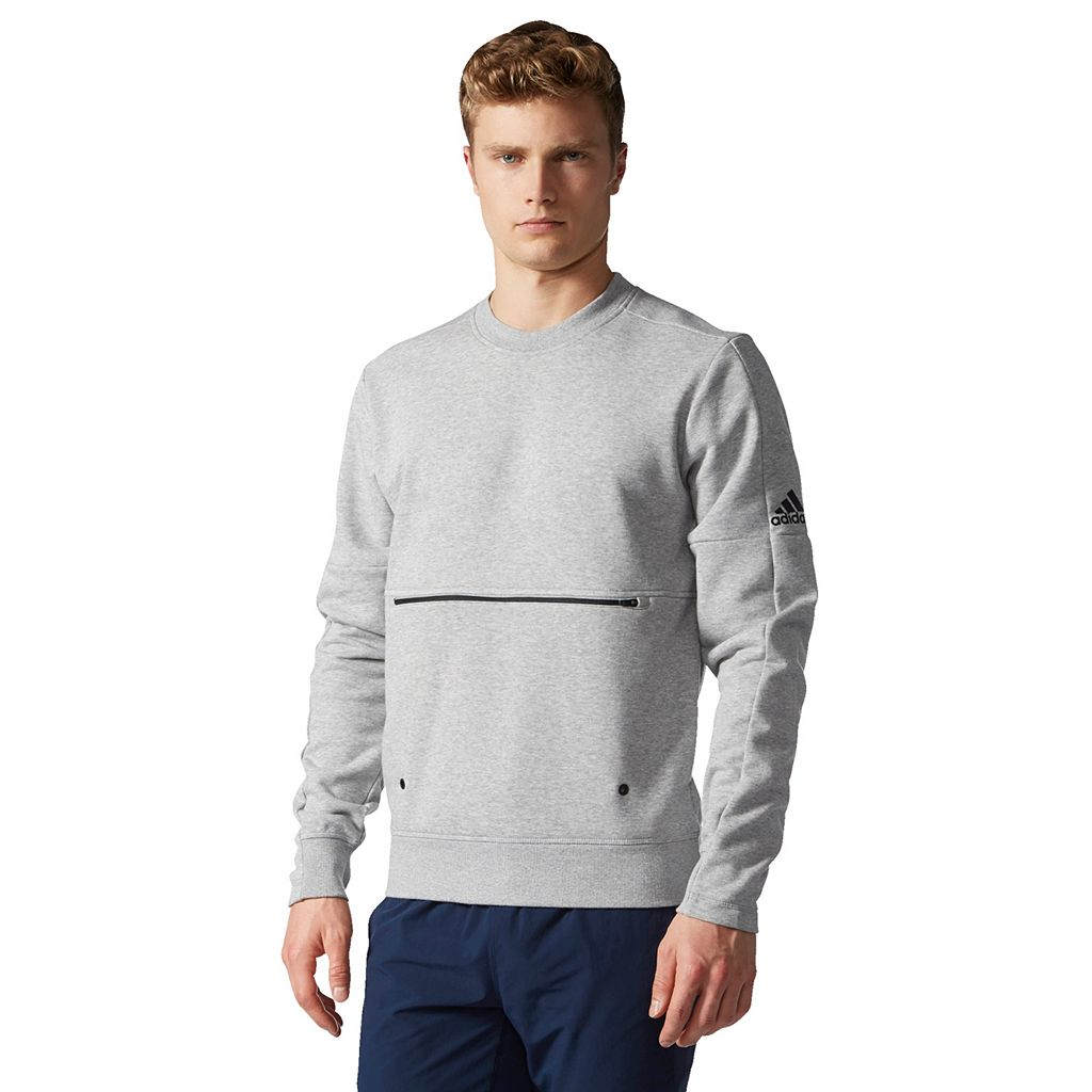 Men's adidas French Terry Crew Top