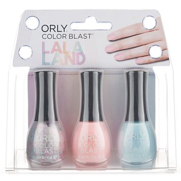 Orly Color Blast 3-pc. La La Land Nail Polish Gift Set