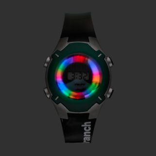 DreamWorks Trolls Branch Kids' Digital Light-Up Watch & Pin Set