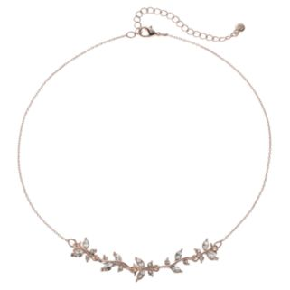 LC Lauren Conrad Branch Necklace