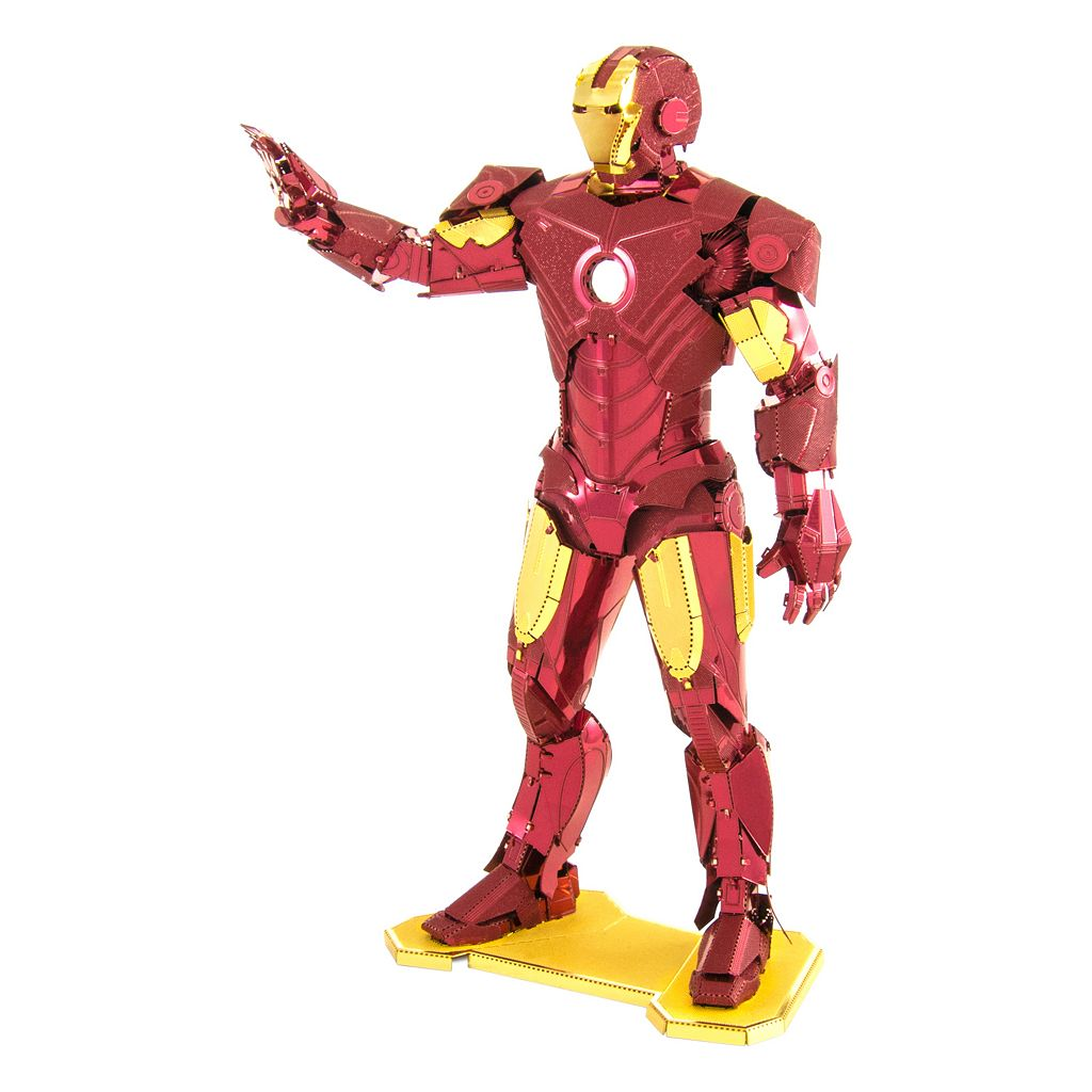 Marvel Avengers Iron Man Metal Earth 3D Laser Cut Mode Kit by Fascinations
