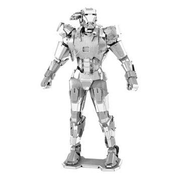 Marvel Avengers War Machine Metal Earth 3D Laser Cut Mode Kit by Fascinations