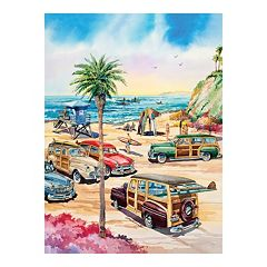 California Dreams Encinitas 1000-pc. Jigsaw Puzzle by Lafayette Puzzle Factory